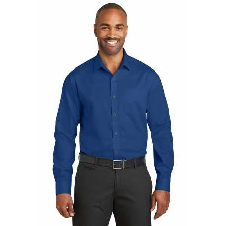Red House RH80 Slim Fit Non-Iron Twill Shirt