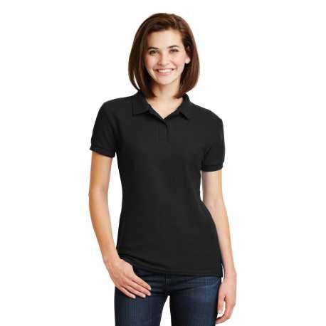 Gildan 72800L Ladies DryBlend 6-Ounce Double Pique Sport Shirt
