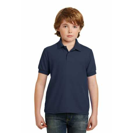 Gildan 72800B Youth DryBlend 6-Ounce Double Pique Sport Shirt