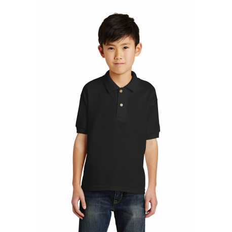 Gildan 8800B Youth DryBlend 6-Ounce Jersey Knit Sport Shirt