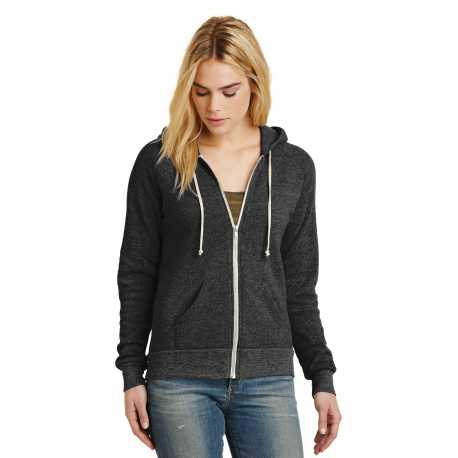 Alternative Apparel AA9573 Adrian Eco -Fleece Zip Hoodie