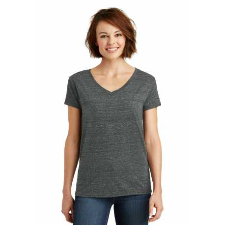 District Made Made DM465 Made Ladies Cosmic Relaxed V-Neck Tee