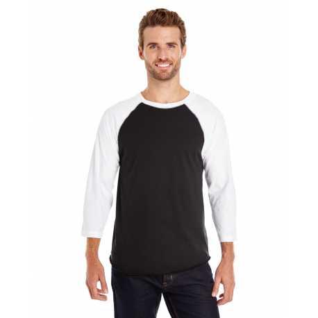 LAT 6930 Adult Baseball Fine Jersey T-Shirt