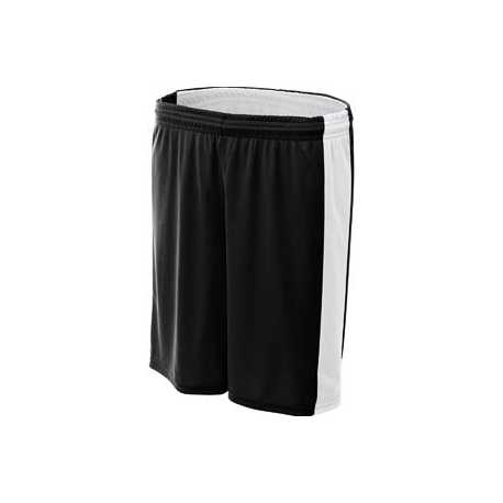 A4 NW5284 Ladies' Reversible Moisture Management Shorts