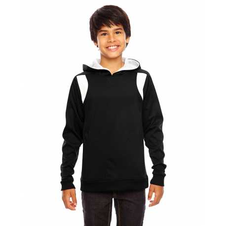 Team 365 TT30Y Youth Elite Performance Hoodie