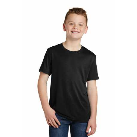 Sport-Tek YST450 Youth PosiCharge Competitor Cotton Touch Tee