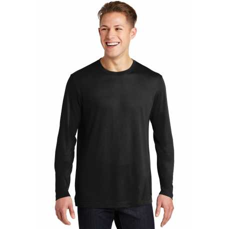Sport-Tek ST450LS Long Sleeve PosiCharge Competitor Cotton Touch Tee