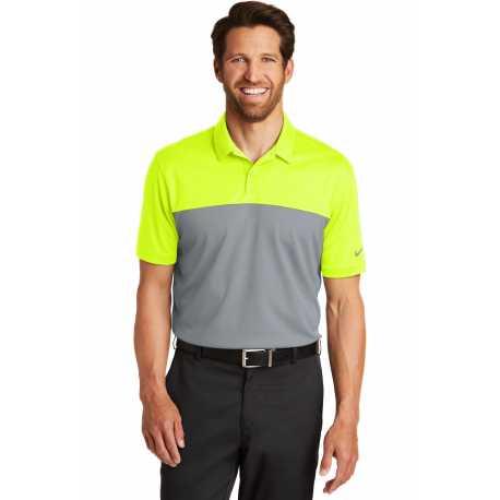Nike 881655 Dri-FIT Colorblock Micro Pique Polo