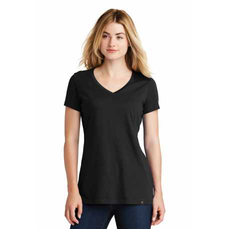 New Era LNEA101 Ladies Heritage Blend V-Neck Tee