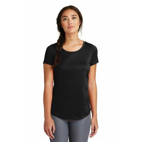 New Era LNEA200 Ladies Series Performance Scoop Tee