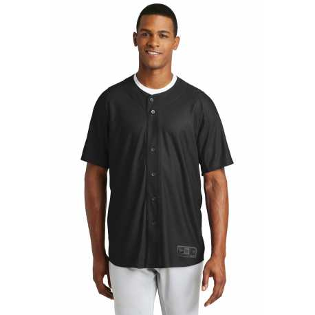 New Era NEA220 Diamond Era Full-Button Jersey