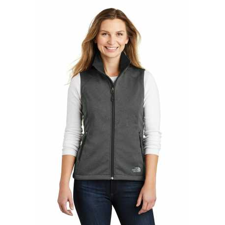 The North Face NF0A3LH1 Ladies Ridgeline Soft Shell Vest