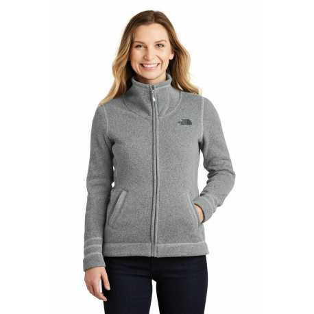 The North Face NF0A3LH8 Ladies Sweater Fleece Jacket
