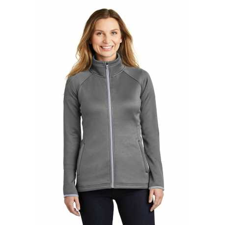 The North Face NF0A3LHA Ladies Canyon Flats Stretch Fleece Jacket