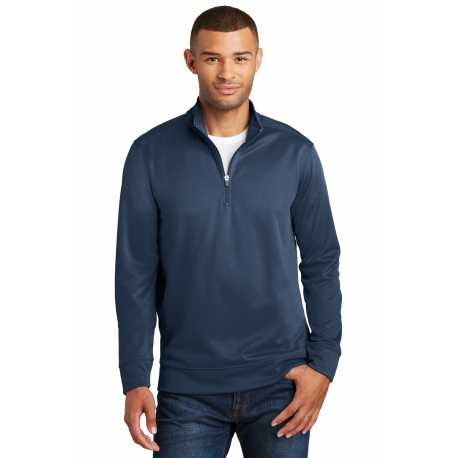 Port & Company PC590Q Performance Fleece 1/4-Zip Pullover Sweatshirt
