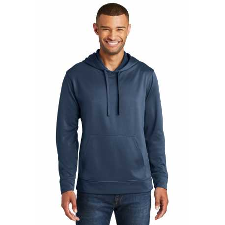 Port & Company PC590H Performance Fleece Pullover Hooded Sweatshirt