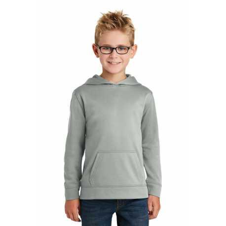 Port & Company PC590YH Youth Performance Fleece Pullover Hooded Sweatshirt