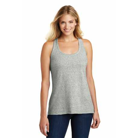 District Made Made DM466A Made Ladies Cosmic Twist Back Tank