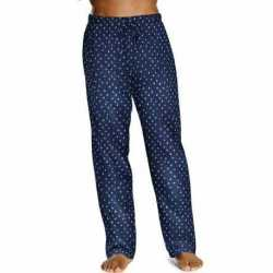 Hanes 01000 Men's ComfortSoft Cotton Printed Lounge Pants