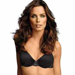 Maidenform 09441 Comfort Devotion Embellished Demi T-Shirt Bra