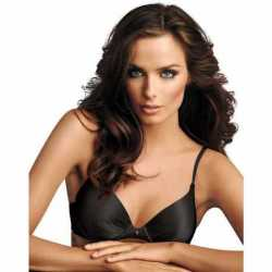 Maidenform 09442 Comfort Devotion Tailored Plunge Push-Up Bra