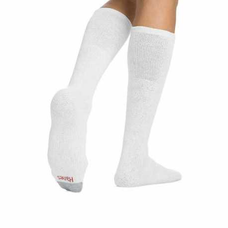 Hanes 180V12 Men's Over-the-Calf Tube Socks 12-Pack
