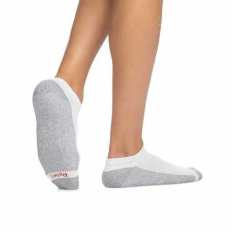 Hanes 188V12 Men's Low Cut Socks 12-Pack