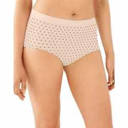Bali 2361 One Smooth U All Around Smoothing Brief