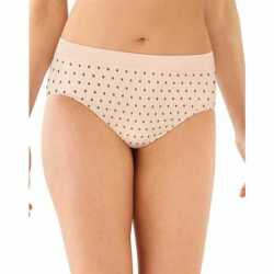 Bali 2362 One Smooth U All-Around Smoothing Hi-Cut Panty