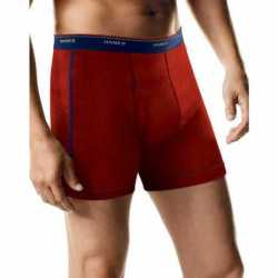Hanes 2396Z5 Sport Boxer Brief with Comfort Flex Waistband 5-Pack