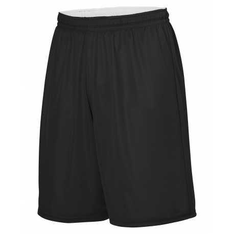 Augusta Sportswear 1406 Unisex Reversible Wicking Short