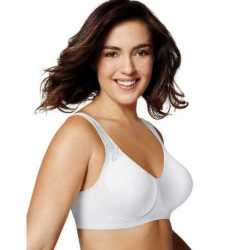 Playtex 4E78B 18 Hour Breathably Cool Wirefree Bra
