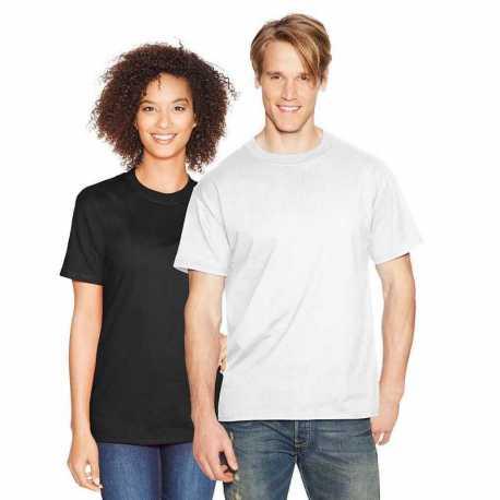Hanes 5180 Beefy-T Adult Short-Sleeve T-Shirt