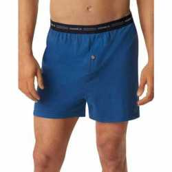 Hanes 548BX5 Men's TAGLESS ComfortSoft Knit Boxer with Comfort Flex Waistband 5-Pack
