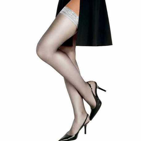 Hanes 720 Silk Reflections Silky Sheer Thigh High