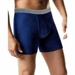 Hanes 7349Z5 TAGLESS Men's Boxer Briefs 5-Pack