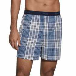 Hanes 765BP5 Classics Men's TAGLESS Boxer with Comfort Flex Waistband 5-Pack