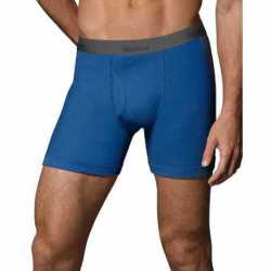 Hanes 76925F Men's TAGLESS Ultimate Fashion Boxer Briefs with Comfort Flex Waistband 5-Pack