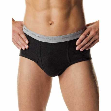 Hanes 7800P Big Men's Dyed Fashion Briefs P5