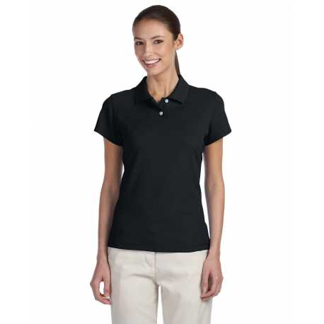 Adidas Golf A85 Ladies' climalite Tour Pique Short-Sleeve Polo