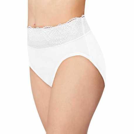 Bali DFPC62 Passion for Comfort Hi-Cut Panty