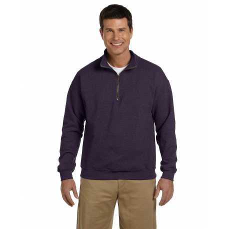 Gildan G188 Adult Heavy Blend 8 oz. Vintage Cadet Collar Sweatshirt