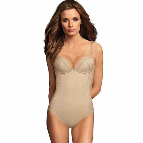 Maidenform DM1033 Firm Foundations Lift Cup Bodybriefer