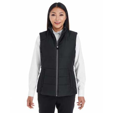 North End NE702W Ladies' Engage Interactive Insulated Vest