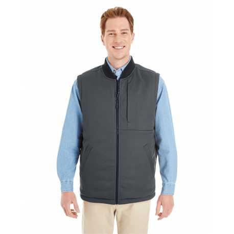 Harriton M776 Adult Dockside Interactive Reversible Freezer Vest