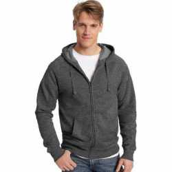 Hanes N280 Men's Nano Premium Lightweight Full Zip Hoodie
