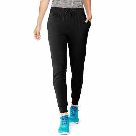 Hanes O4875 Sport Women's Performance Fleece Jogger Pants With Pockets