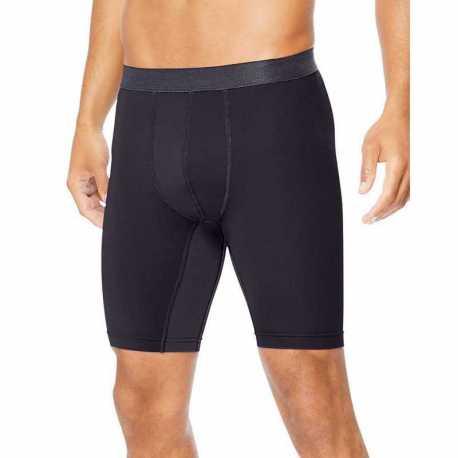 Hanes O5940 Sport Men's Performance Compression Shorts