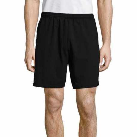 Hanes O8790 Men's Jersey Pocket Short