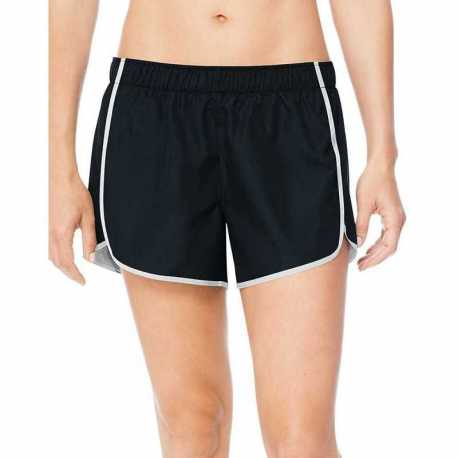 Hanes O9054 Sport Women's Performance Running Shorts